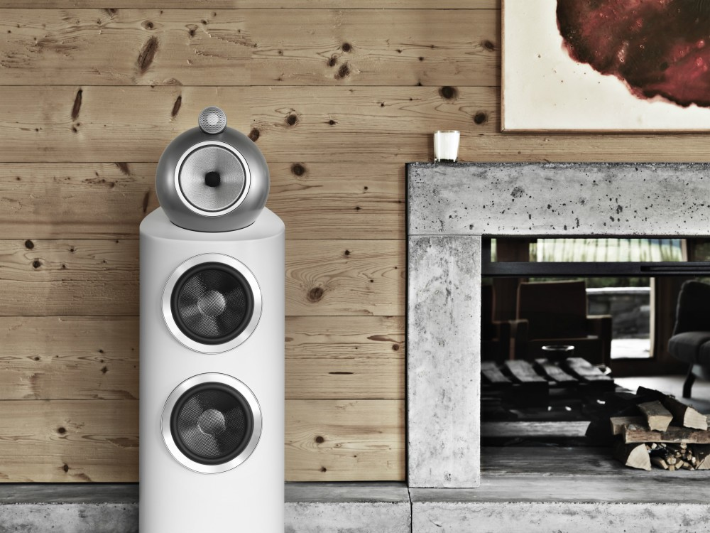 Bowers & Wilkins 802 D3