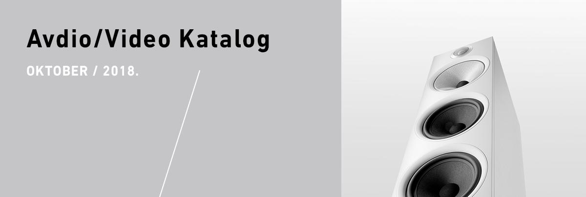 Sonus Art Katalog oktober 2018